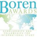 Boren Awards – Funding for International Study